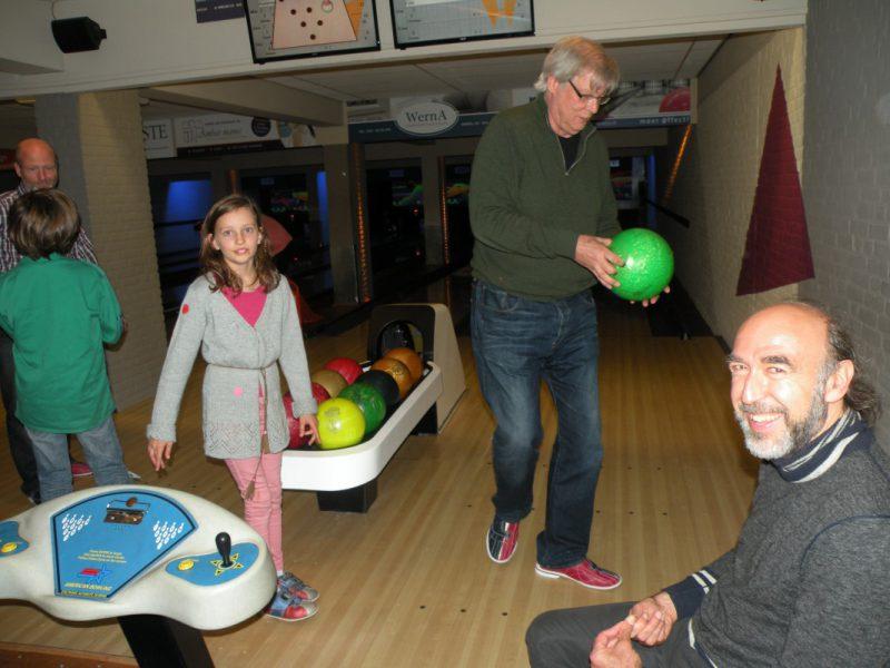 Zo hou je de bowlingbal goed vast