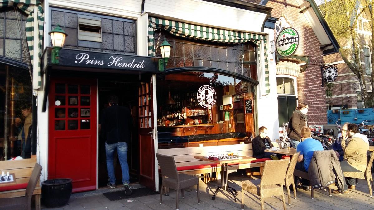 Vierde Cafeschaaktoernooi kent zinderend slot