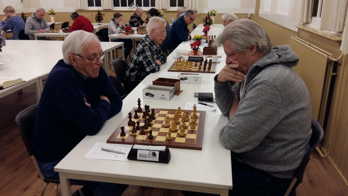 Leeftijd en schaken