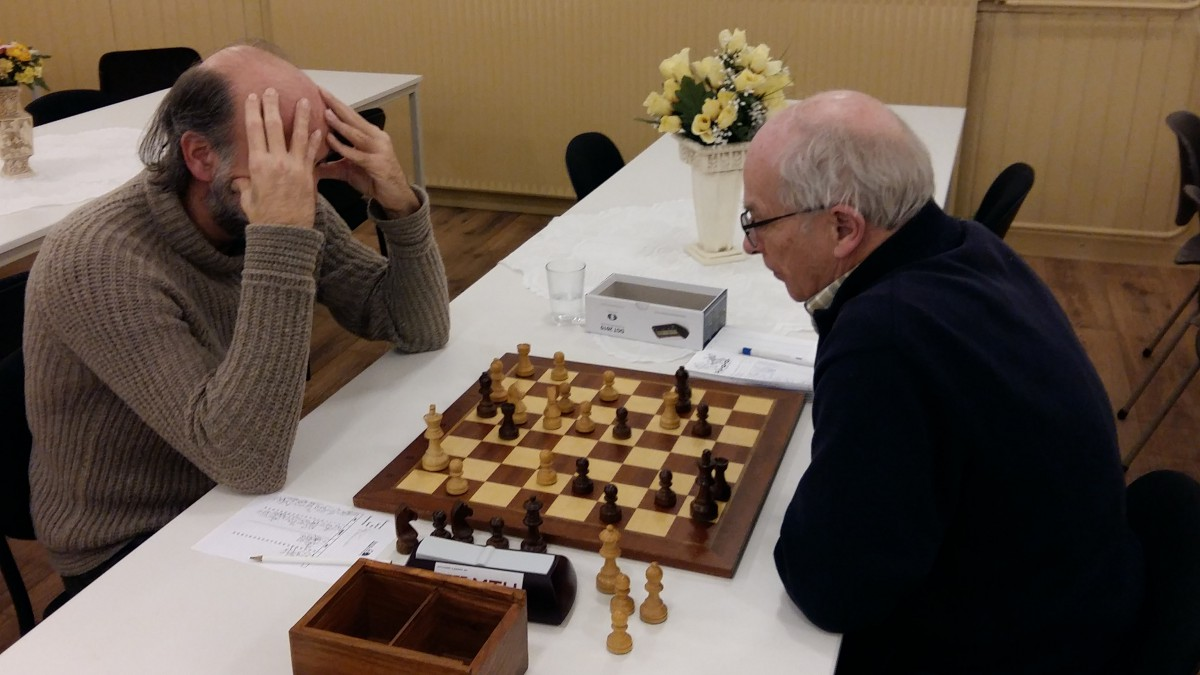Gemengde gevoelens op en rond het schaakbord