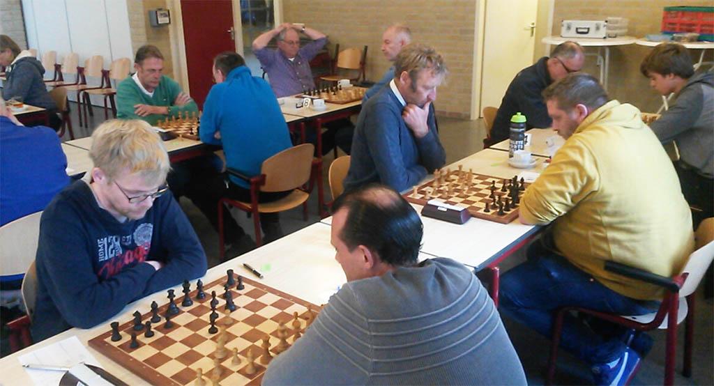 Eind goed, al goed voor Baarn 2 na 6-2 winst tegen Amersfoort 4