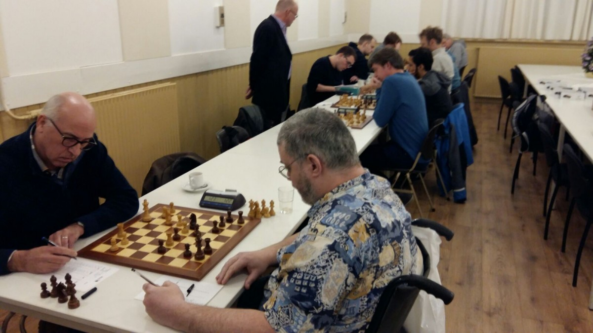 Baarnse schakers net een maatje te groot voor de Soesterse buren